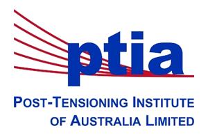 Post-Tensioning Institute of Australia Limited