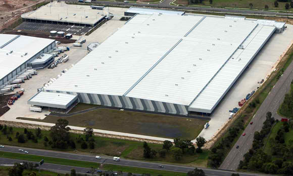 Metcash Distribution Centre, Huntingwood NSW