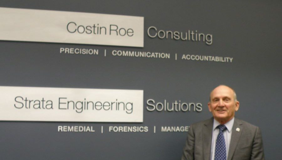 Wayne Costin, founder of Costin Roe Consulting