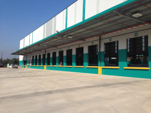 Toll/IPEC high bay warehouse
