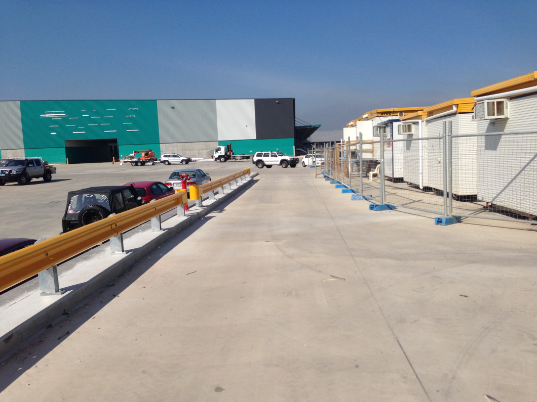Toll Express Parcel Freight Facility, Bungarribee NSW