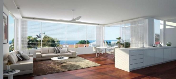 Aquamarine boutique apartment complex, Coogee NSW