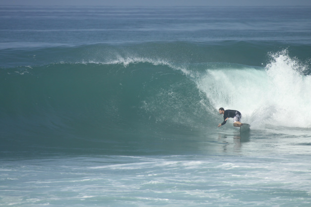 Mark WIlson surfing