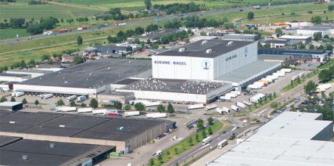 Kuehne Nagel Logistics Veghel Hoogbouw