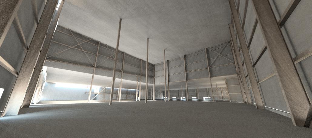 3D virtual reality BIM example 2