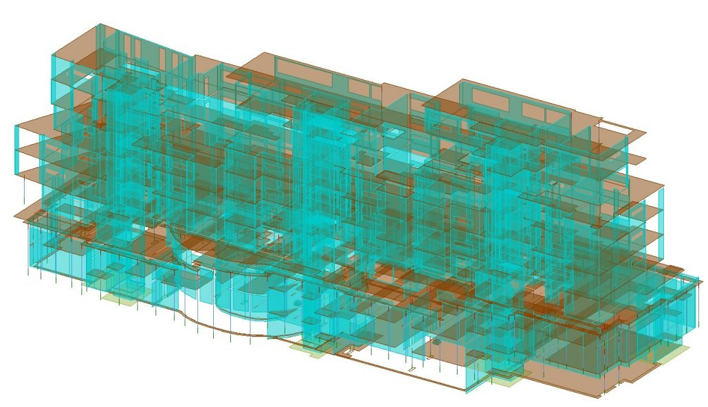 Accent Apartments - Structural Analysis