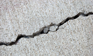 Cracking is inherent to seamless pavement construction