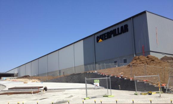 Caterpillar Distribution Centre, Yattala QLD