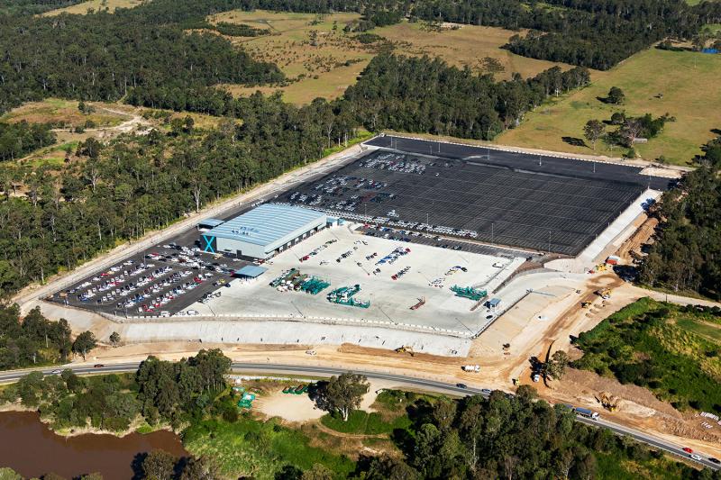 PrixCar Services facility - view 1