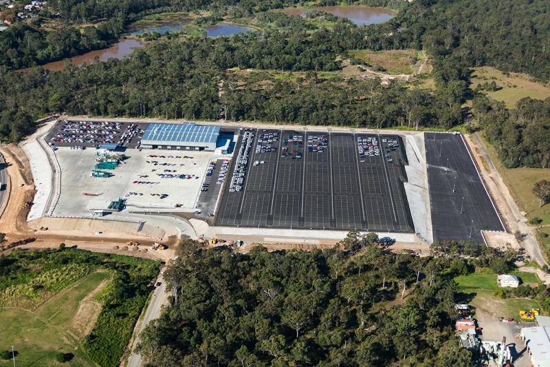 PrixCar Services facility - view 2