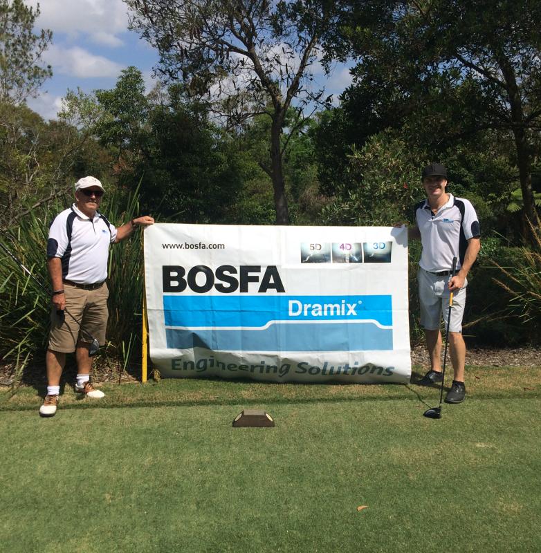 John Brown, BOSFA Sydney; Nathan Sykes, BOSFA Sydney