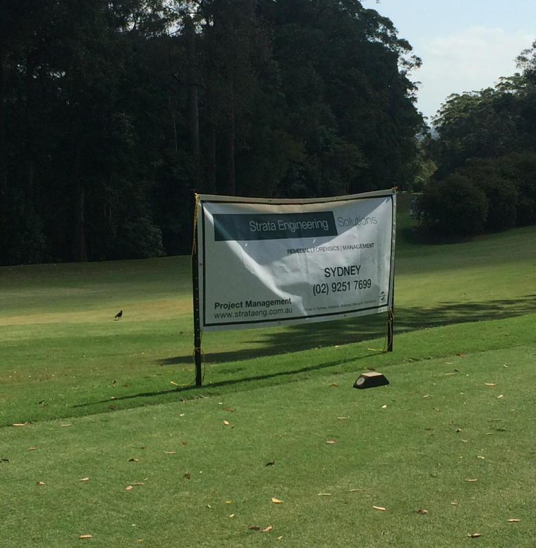 Strata Engineering Solutions co-hosted the Costin Roe Consulting Charity Golf Day 2016