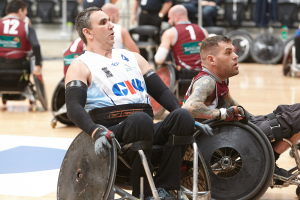 Jake Field, wheelchair rugby