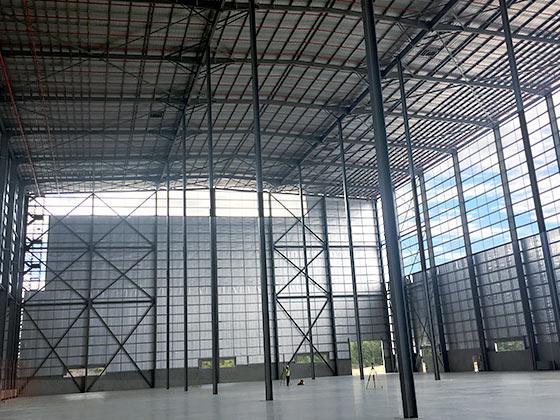 Schweppes Asahi DC, Heathwood QLD project
