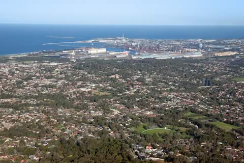 Costin Roe Consulting, Wollongong office