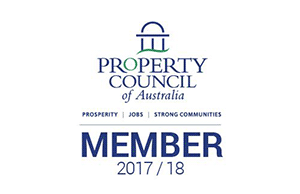 Costin Roe Consulting is a Property Council of Australia member