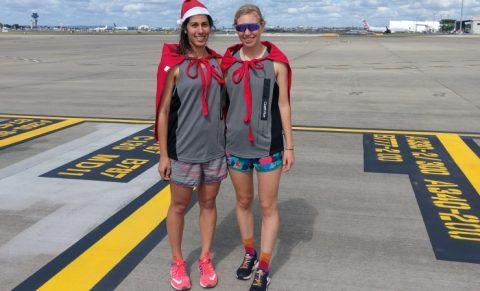 Sydney Airport Runway Run 2017