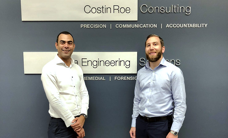 Costin Roe Consulting announces new associate directors