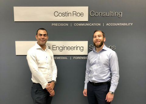 Xavier Cure and Dermot Nolan - Costin Roe Consulting