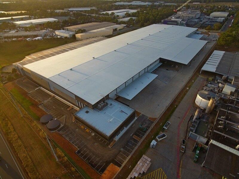 My Chemist Warehouse aerial