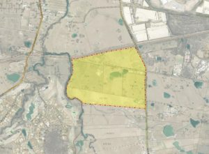 Kemps Creek Warehouse, Logistics and Industrial Facilities Hub - Locality Plan