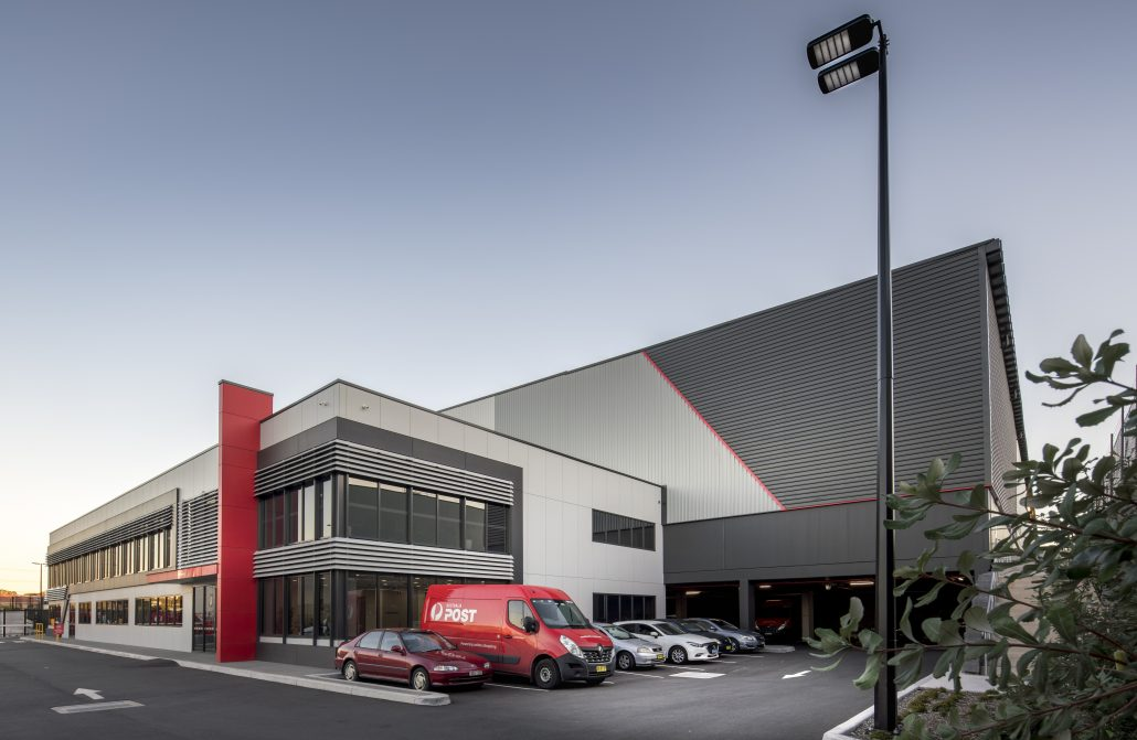 Australia Post, Chullora Logistics Park NSW