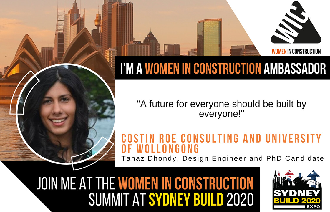 Women In Construction Ambassador 2020