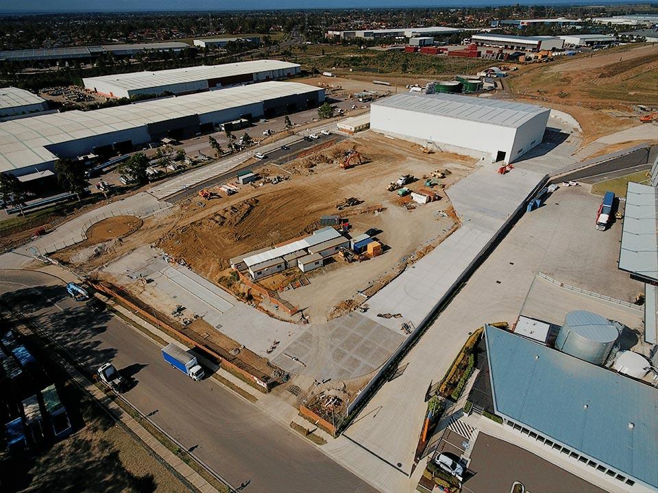 Cleanaway Waste Transfer Facility, Erskine Park NSW